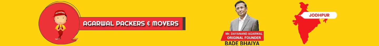 Agarwal Packers & Movers Jodhpur