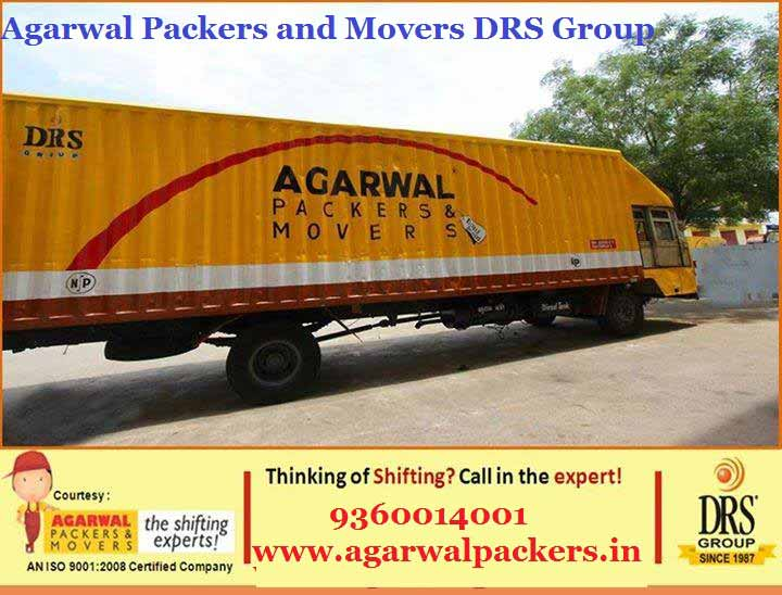 Truck - Agarwal Packers and Movers
