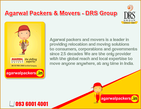 Agarwal Packers and Movers - DRS Group