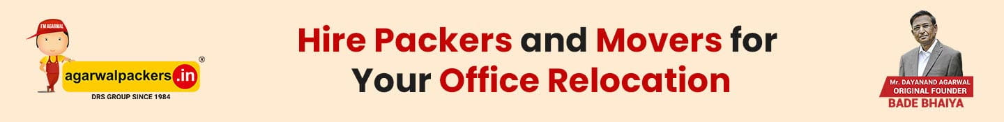 Hire Packers and Movers for Your Office Relocation