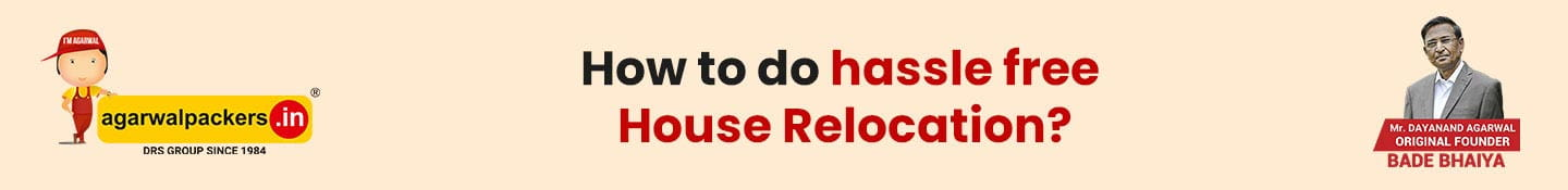 How to do Hassle Free House Relocation?