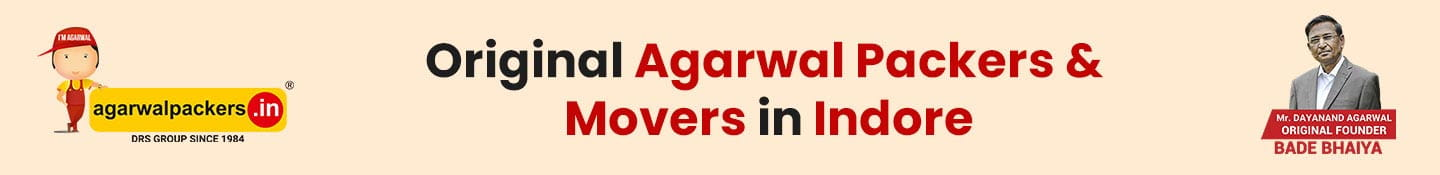Original Agarwal Packers & Movers in Indore