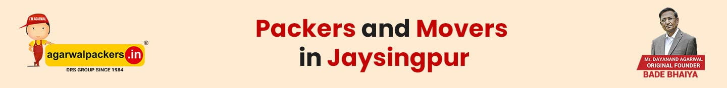 Packers And Movers in Jaysingpur