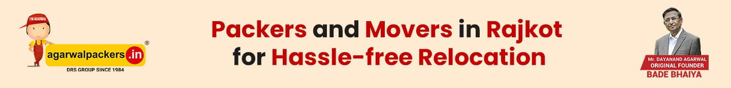 Packers and Movers in Rajkot for Hassle-free Relocation