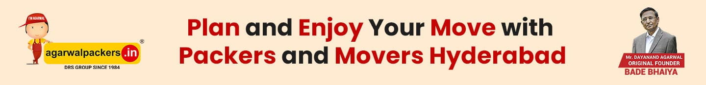 Plan and Enjoy Your Move with Packers and Movers Hyderabad