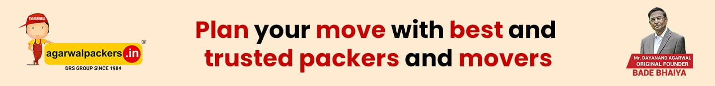 Plan Your Move With Best and Trusted Packers and Movers