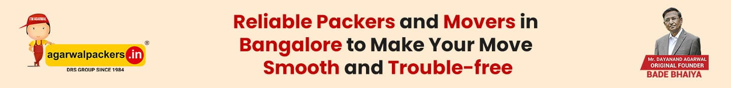 Reliable Packers and Movers in Bangalore to Make Your Move Smooth and Trouble Free