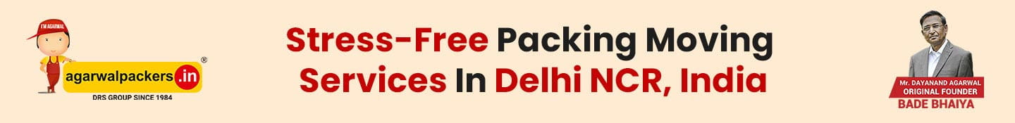 Stress Free Packing Moving Services In Delhi NCR, India