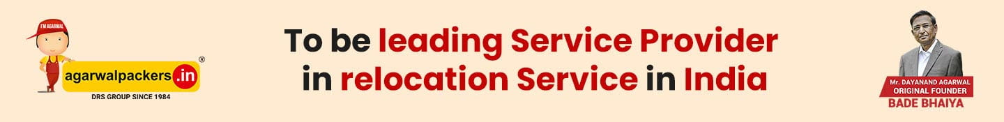 To be leading service provider in relocation service in India.