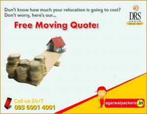 Free Moving Quote - Agarwal Packers and Movers