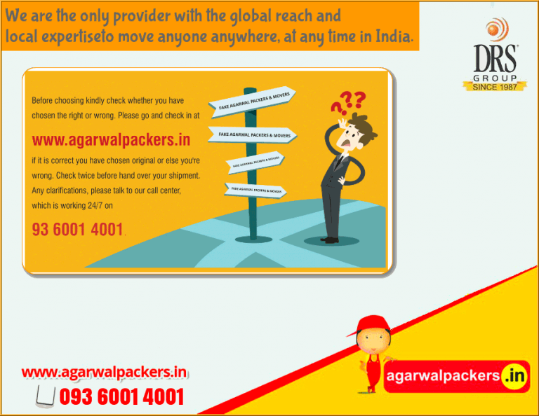 Global Reach - Agarwal Packers and Movers