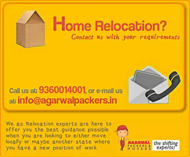 Office Relocation - Agarwal Packers and Movers