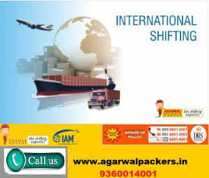 International Shifting - Agarwal Packers and Movers