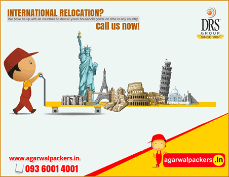 International Relocation - Agarwal Packers and Movers