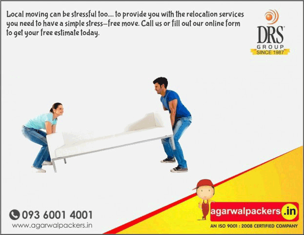 Local Shifting - Agarwal Packers and Movers