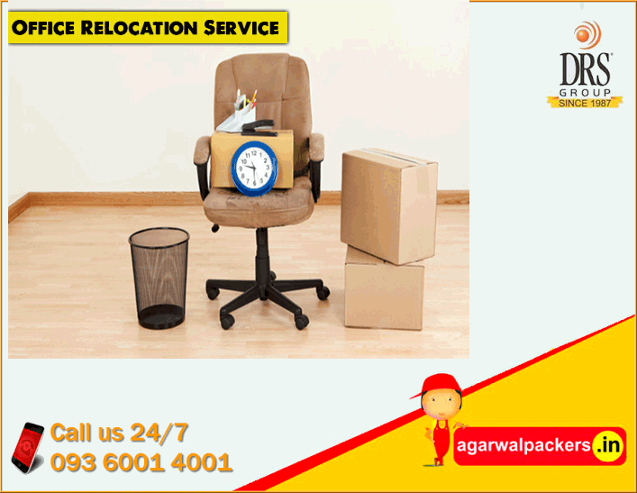 Office Relocation Service - Agarwal Packers and Movers