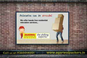 Hassle Free Relocation - Agarwal Packers and Movers