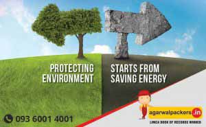 Save Energy - Agarwal Packers and Movers