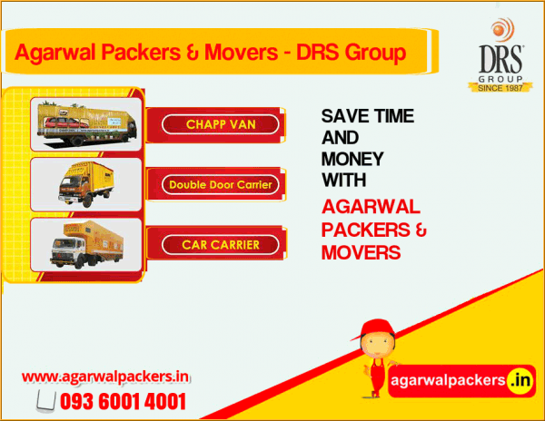 Save Time & Money - Agarwal Packers and Movers