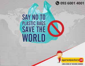 Save the World - Agarwal Packers and Movers