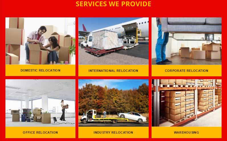 Services - Agarwal Packers and Movers
