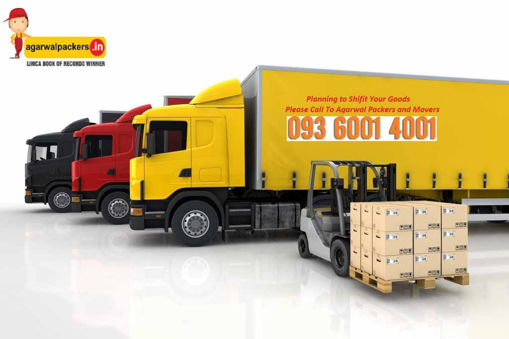 Shifting Trucks - Agarwal Packers and Movers