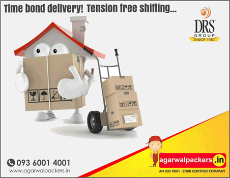 Tension Free Shifting - Agarwal Packers and Movers
