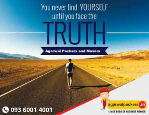 Truth Quote - Agarwal Packers and Movers