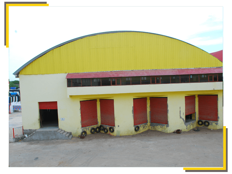 Agarwal Packers and Movers Warehouse Facility