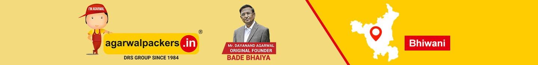Agarwal Packers & Movers Bhiwani