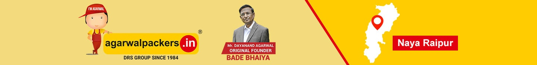 Agarwal Packers & Movers Naya Raipur
