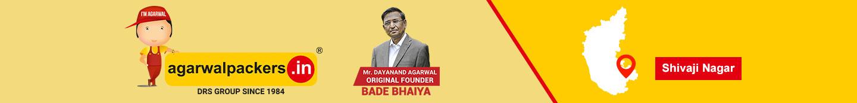 Agarwal Packers & Movers Shivaji Nagar